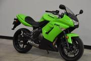 Kawasaki Ninja 650R,