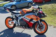 Honda мотоцикл CBR1000RR 2007 для продажи