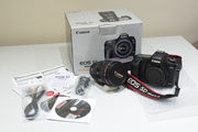 Canon EOS 5D Mark III 22.3 MP Digital SLR Camera