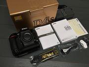 Nikon D4S 16.2MP FX-формат Digital