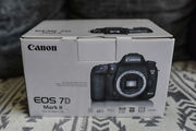 Canon EOS 7D Mark II 20, 2 МП Digital SLR Camera Body только